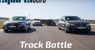 BMW M340i Touring Audi S4 Avant Mercedes C43 AMG T Model 310x165 Video: Track Battle   BMW M340i Touring, Audi S4 Avant, Mercedes C43 AMG T Model