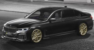 BMW M760Li Vossen Bodykit Tuning G12 G11 Header 310x165 Exclusive für Japan: BMW Sunrise Editions X2, 3er und Z4