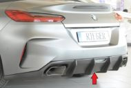 BMW Z4 G29 Rieger Tuning Parts 12 190x127 Dezenter M Style: BMW Z4 (G29) mit Rieger Tuning Parts