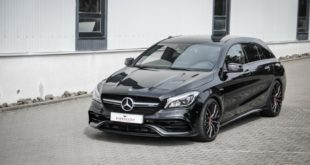 Barracuda Project Felgen Mercedes AMG CLA 45 Tuning 10 310x165 Barracuda Project 3.0 Räder am Mercedes AMG CLA 45