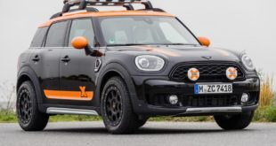 Dakar 2020 X RAID MINI Countryman Tuning 10 310x165 Mini JCW special model Nightfall Edition for Down Under!