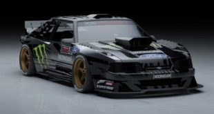 Fox Body Mustang Hoonifox Drift Car Ken Block Tuning 2020 1 1 310x165 Fox Body Ford Mustang Hoonifox Drift Car von Ken Block