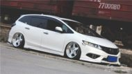 Honda Jade Stance Tuning Airride VSXX rims 20 190x107 Honda Jade with Stance Tuning a minivan can be so cool.