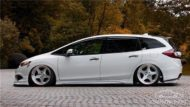 Honda Jade Stance Tuning Airride VSXX rims 21 190x107 Honda Jade with Stance Tuning a minivan can be so cool.