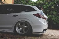 Honda Jade Stance Tuning Airride VSXX rims 31 190x127 Honda Jade with Stance Tuning a minivan can be so cool.