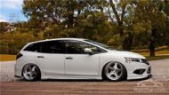 Honda Jade Stance Tuning Airride VSXX rims 32 190x107 Honda Jade with Stance Tuning a minivan can be so cool.