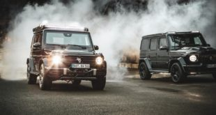 INVICTO VR6 Plus ERV special protection vehicle Luxury Mission Pure Mercedes Brabus 45 310x165 INVICTO based on the Mercedes Benz G class (W463A)