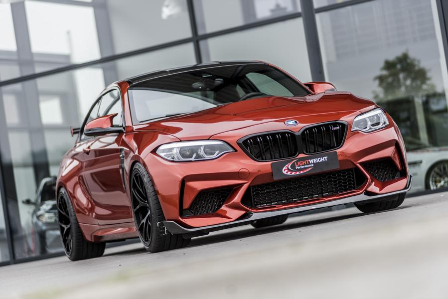 LIGHTWEIGHT Performance BMW M2 Competition F87 Tuning 12 500 PS LIGHTWEIGHT Performance BMW M2 Competition