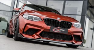 LIGHTWEIGHT Performance BMW M2 Competition F87 Tuning 5 310x165 Lightweight Performance LW BMW M135i Hot Hatch!