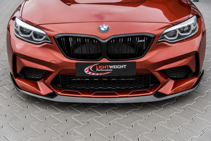 LIGHTWEIGHT Performance BMW M2 Competition F87 Tuning 6 500 PS LIGHTWEIGHT Performance BMW M2 Competition
