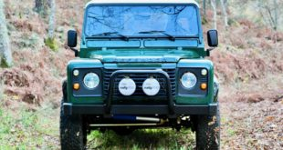 Legacy Overland Land Rover Defender V8 Restomod Tuning 3 310x165 1949 Dodge Power Wagon Restomod mit Diesel Power