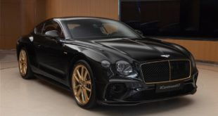Limited Bentley Continental GT Aurum Tuning Mulliner 1 310x165 Noch exclusiver Bentley Continental GT Aurum von Mulliner