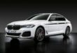 M Performance Parts für den BMW 5 Series Facelift (G30/G31)
