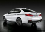 M Performance Parts BMW 5 Series Facelift G30 G31 LCI Tuning 3 155x110 M Performance Parts für den BMW 5 Series Facelift (G30/G31)
