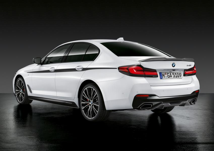 M Performance Parts BMW 5 Series Facelift G30 G31 LCI Tuning 3 M Performance Parts für den BMW 5 Series Facelift (G30/G31)