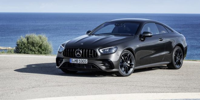 "Ge""mopft"": Mercedes liftet AMG E53 4Matic+ Coupé & Cabrio"