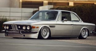 Mike Burroughs BMW E9 2800CS Airride HRE501 Header 310x165 Mike Burroughs BMW E9 2800CS Coupe aus 1971 mit Airride