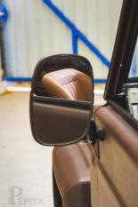 Pepita VW Kübel Leder Karosserie Tuning 27 155x233 Lederkübel Verrückter VW Kübel im braunen Lederkleid!