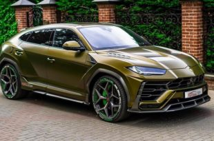 SLC Widebody Lamborghini Urus 24 Zoll Head 310x205 SLC Widebody Kit am Lamborghini Urus auf 24 Zoll Alus!