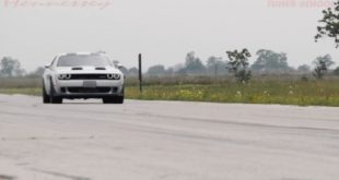 Test HPE1000 Dodge Challenger SRT Hellcat Redeye 1 310x165 Video: Test HPE1000 Dodge Challenger SRT Hellcat Redeye