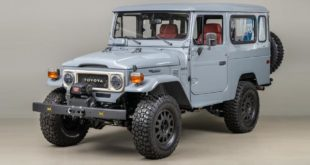 The FJ Company 1984 Toyota Land Cruiser G43 S Restomod Header 310x165 Rustikaler Restomod FJ Company 1984 Toyota Land Cruiser