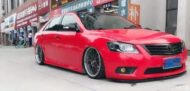 Toyota Camry Stance Tuning 7 190x91 Toyota Camry mit Stance Tuning   Limo mit Tuning Seltenheitsfaktor!
