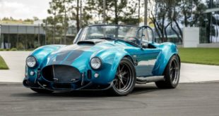 Tuning 2020 Superformance MKIII R Replika Header 310x165 Mit E Antrieb: Die limitierte AC Cobra Series I electric 2020
