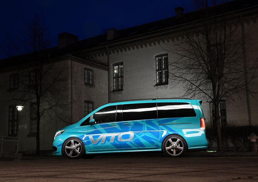 VANSPORTS.de Tuning Mercedes Benz Vito VP Spirit 2 Auffällig   VANSPORTS.de Tuning am Mercedes Benz Vito
