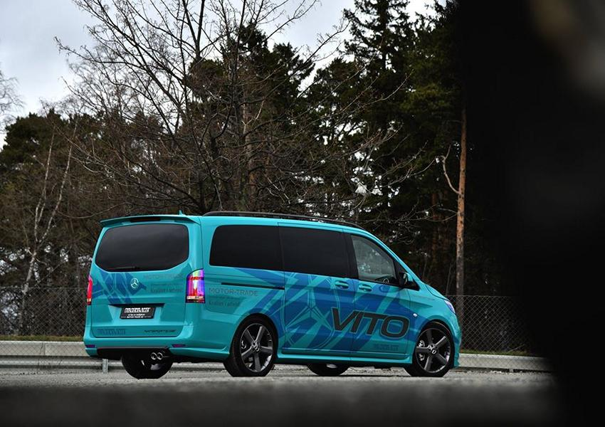 VANSPORTS.de Tuning Mercedes Benz Vito VP Spirit 9 Auffällig   VANSPORTS.de Tuning am Mercedes Benz Vito