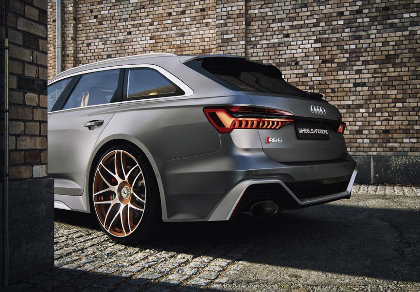 "Wheelsandmore Audi RS6 ""@TENTENSION"" Tuning 4 Wheelsandmore Audi RS6 ""@TENTENSION"" mit 1.010 PS!"