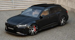 "Wheelsandmore Audi RS6 ""@TENTENSION"" Tuning Header 310x165 Wheelsandmore Audi RS6 ""@TENTENSION"" mit 1.010 PS!"