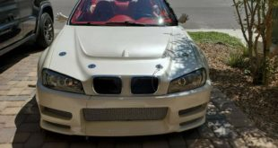 Widebody Honda Civic Limousine mit BMW Front Swap 2 310x165 Fail: 1996 Honda Civic Limousine mit BMW Front Swap