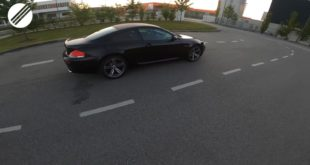 infinitas 650 PS BMW M6 V10 E63 Kompressor 310x165 Video: infinitas 650 PS BMW M6 V10 (E63) Kompressor