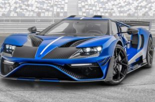 """Le MANSORY"" Basis Ford GT Supersportwagen Limited Header 310x205 ""Le MANSORY"" auf Basis des Ford GT Supersportwagen"