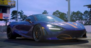1.100 PS McLaren 720S auf dem Track  310x165 Video: Drag race   Dodge Demon vs. Chevrolet Corvette C8