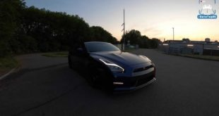 1.400 PS Nissan GT R Godzilla 310x165 Video: +21 HP Hennessey Sportauspuff an der Corvette C8