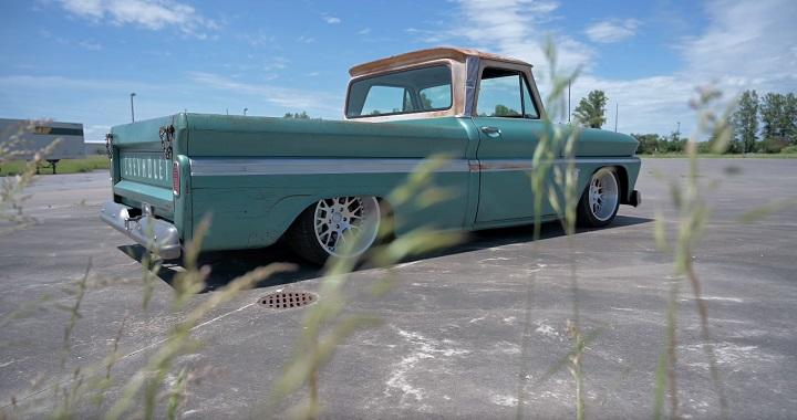 1964er Chevrolet C10 Restomod mit 500 PS V8 2 Video: 1964er Chevrolet C10 Restomod mit 500 PS V8!