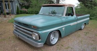 1964er Chevrolet C10 Restomod mit 500 PS V8 310x165 Video: Ratlook Chevrolet C10 mit 550 PS LM7 V8 Power!
