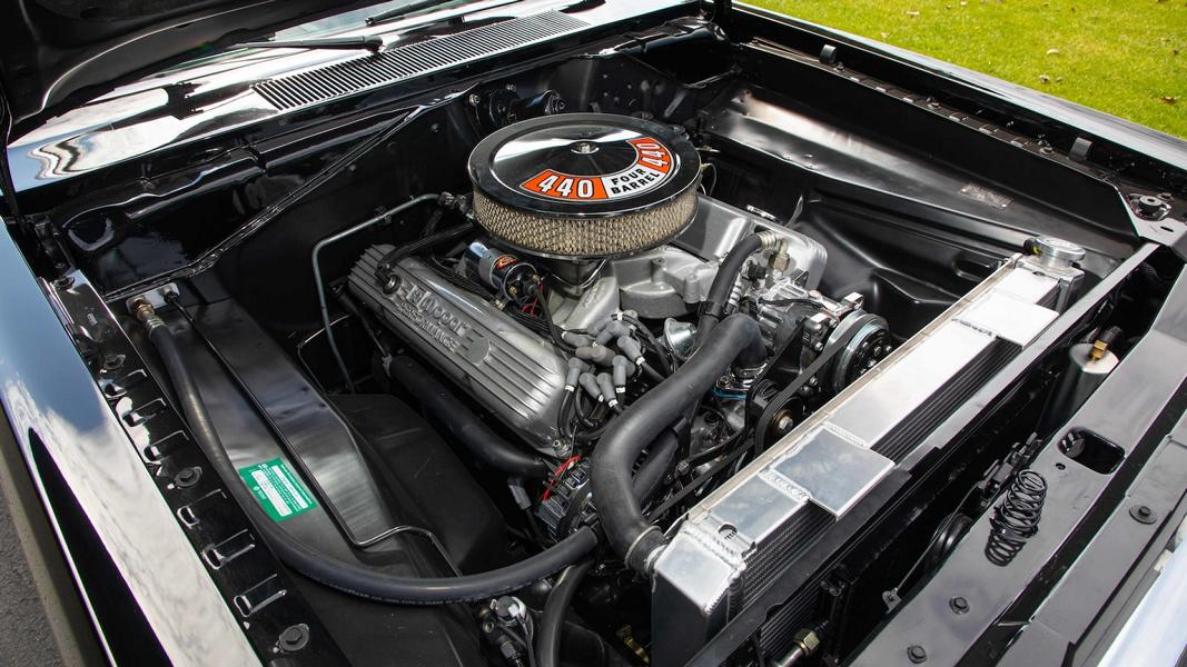 1971 Dodge Dart Demon Restomod 72 Liter V8 Tuning 7 1971er Dodge Dart Demon Restomod mit 7,2 Liter V8!