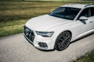2020 ABT Sportsline Audi A6 Allroad C8 Tuning 5 190x127 Dezent   2020 ABT Sportsline Audi A6 Allroad mit 408 PS!