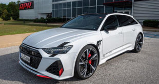 2020 APR Audi RS6 C8 Avant soll 800 PS erhalten 310x165 Video: 2020 JEEP Gladiator 6×6 vom Tuner SOFLO JEEPS!
