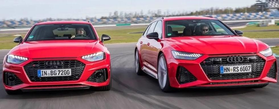 2020 Audi RS4 Avant vs. 2020 RS6 Avant Video: Test   2020 Audi RS4 Avant vs. 2020 RS6 Avant!