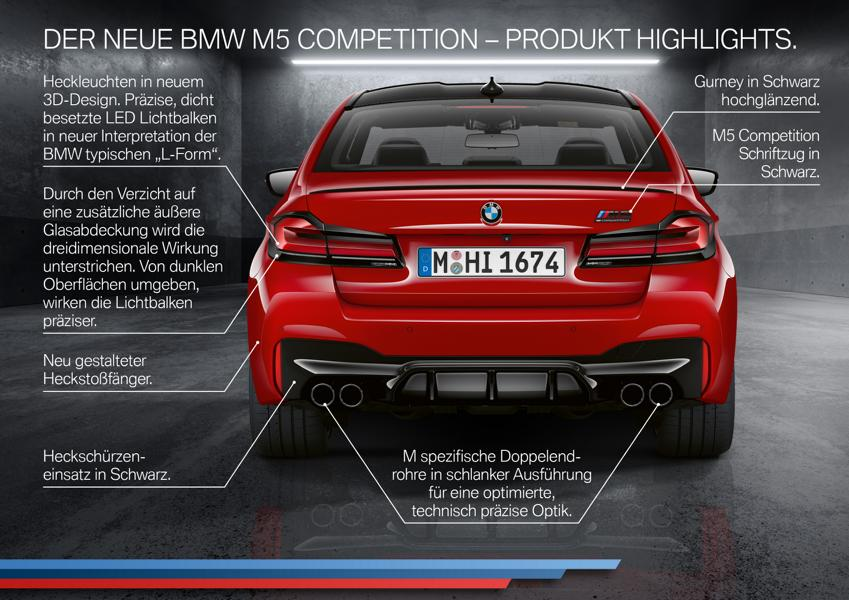 2020 BMW M5 Competition Facelift F90 LCI Tuning 11 2020 BMW M5 und M5 Competition Facelift! (F90 LCI)