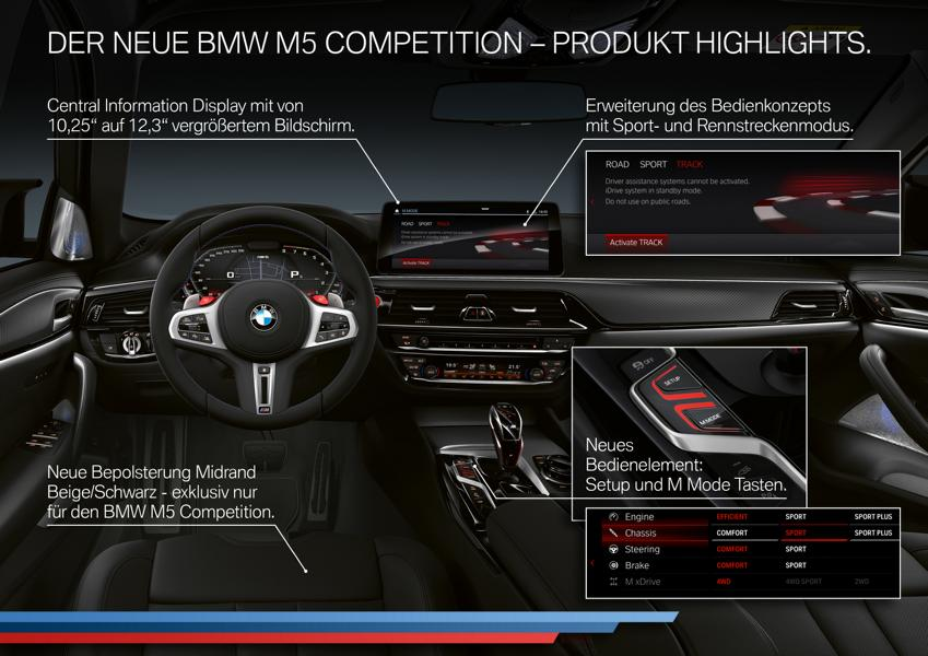 2020 BMW M5 Competition Facelift F90 LCI Tuning 22 2020 BMW M5 und M5 Competition Facelift! (F90 LCI)