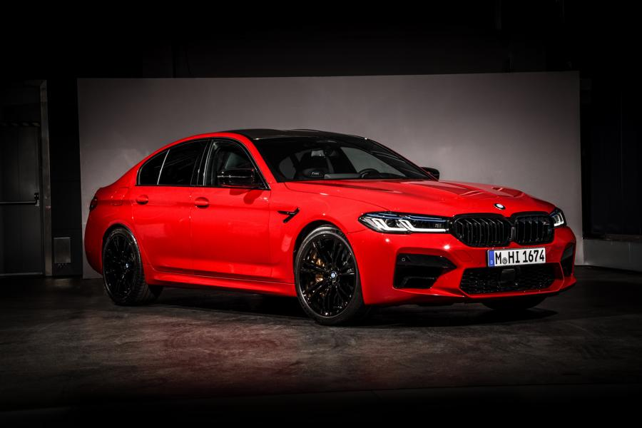 2020 BMW M5 Competition Facelift F90 LCI Tuning 62 2020 BMW M5 und M5 Competition Facelift! (F90 LCI)
