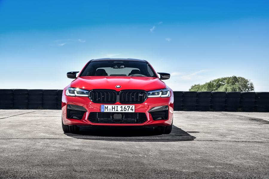 2020 BMW M5 Competition Facelift F90 LCI Tuning 83 2020 BMW M5 und M5 Competition Facelift! (F90 LCI)