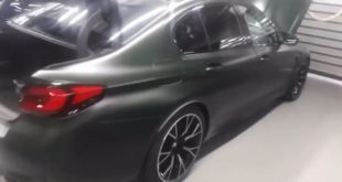 2020 BMW M5 F90 CS Limited Tuning Leak 7 310x165 Video: +50 PS dank E85 Kraftstoff im Shelby Mustang GT350