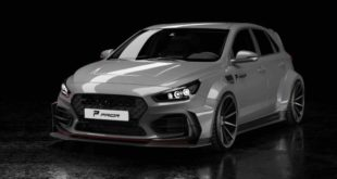 2020 Prior Design Widebody Hyundai i30 N PD Header 310x165 Heißes Teil: 2020 Prior Design Widebody Hyundai i30 N