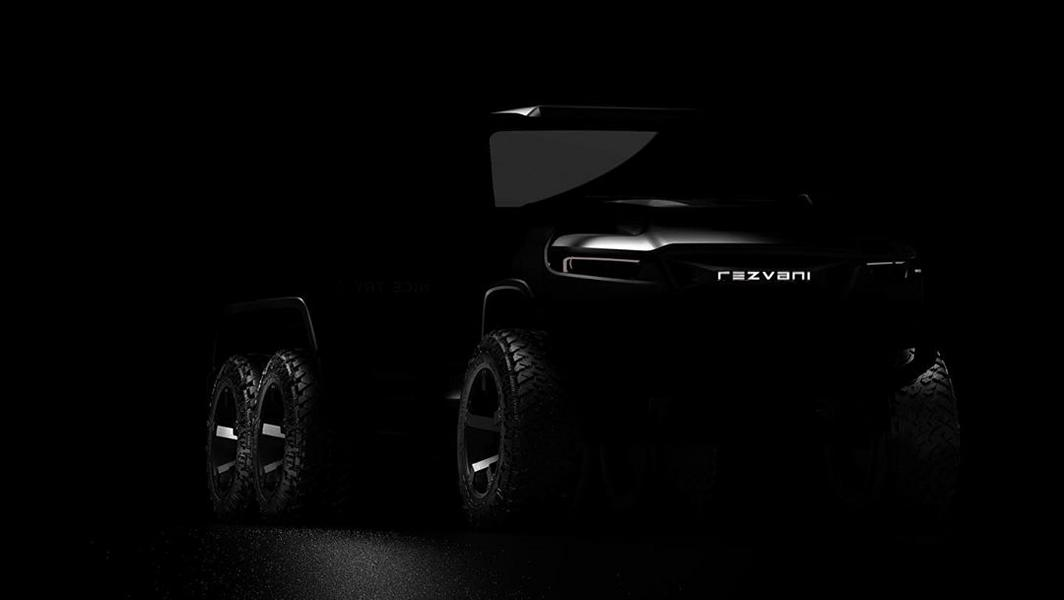 Oversized 2020 Rezvani Hercules 6x6 Announced For Summer