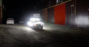 300 LED Lampen Lada Tuning 310x165 Video: Kurios   Hummer H1 Fake mit Ford Triebwerk!